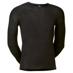 JBS Undertøj JBS Sort Uld langærmet t-shirt - Til udendørs aktivitet - 994 14 0809