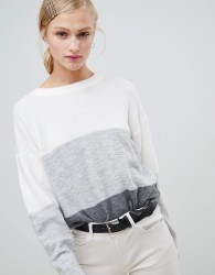 JDY block stripe jumper - Multi