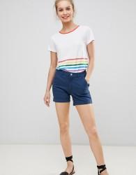 JDY Chino Shorts - Navy