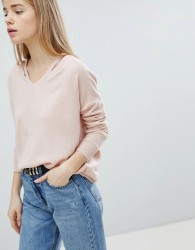 JDY Cut Out Jumper - Pink