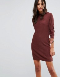 JDY Knitted Dress - Purple