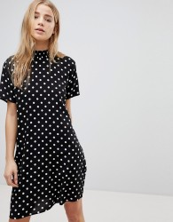 JDY Polka Dot Shift Dress - Multi