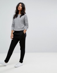 JDY Relaxed Fit Trousers - Black