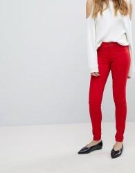 JDY Skinny Denim Jeans - Red