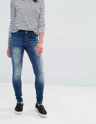 JDY Skinny Washed Jean - Blue