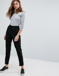 JDY Slim Trouser - Black