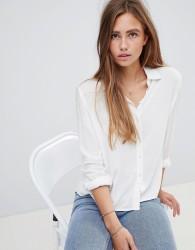 JDY white shirt - White