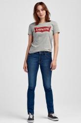Jeans 712 Slim Indigo Mirage