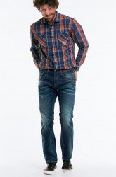 Jeans Boxy Leed 979, relaxed fit