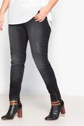 Jeans i MC-model