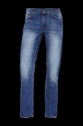 Jeans i twill eller denim