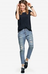 Jeans Saints, relaxed fit