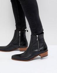 Jeffery West Carlito chelsea boots in black - Black
