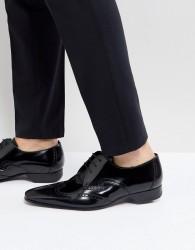 Jeffery West Escobar Brogue Shoes in Black - Black