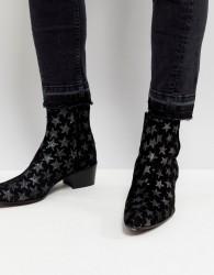 Jeffery West Murphy Starnight Boots - Black