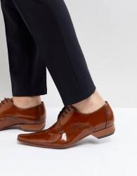 Jeffery West Pino Centre Seam Shoes in Tan - Tan