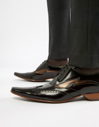 Jeffery West Pino contrast lightning shoes - Brown
