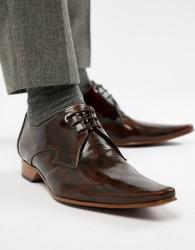Jeffery West Pino diamond shoes - Brown