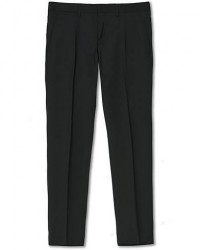 J.Lindeberg Paulie Comfort Wool Trousers Black men 52 Sort