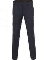 J.Lindeberg Paulie Comfort Wool Trousers Navy