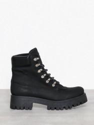 Johnny Bulls Lace Boot Flat Sort