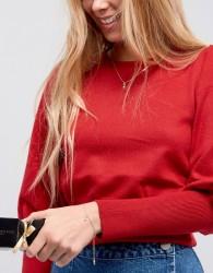 Johnny Loves Rosie Rosie Gold Moon Charm Necklace & Bracelet Christmas Cracker Gift Set - Gold
