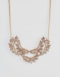 Johnny Loves Rosie Statement Necklace - Gold