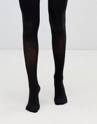 Jonathan Aston 40 denier 2 pack opaque tights in black - Black