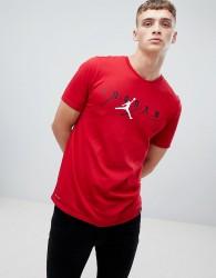 Jordan Flight T-Shirt In Red 916136-687 - Red