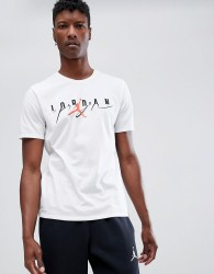 Jordan Flight T-Shirt In White 916136-101 - White