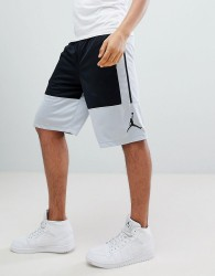 Jordan Rises Shorts In Black 889606-015 - Black