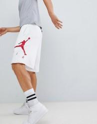 Jordan Shorts With Air Print In White AJ0807-100 - White