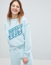 Juicy by Juicy Couture Logo Sweatshirt - Blue