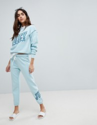 Juicy By Juicy Couture Logo Tracksuit Pant - Blue