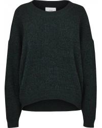 Just Female Corn Knit (MØRKEGRØN, XS)