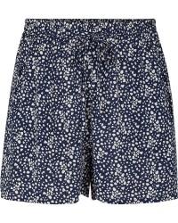 Just Female Gobi Shorts (Navy, XS)