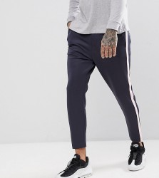 Just Junkies Joggers With Side Stripe - Blue