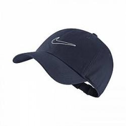 Justerbar Nike Heritage 86 Essential Swoosh-kasket - Blå