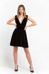 K Black Dress