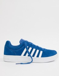 K-Swiss Court Cheswick SDE Trainers In Blue - Blue