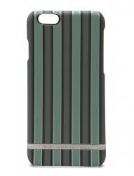 Kale Stripes - Silver Details
