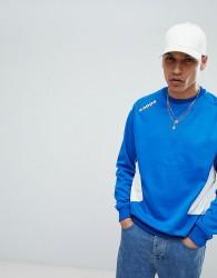 Kappa Cremone Training Sport Sweatshirt - Blue