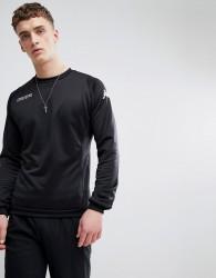 Kappa Logo Sweatshirt - Black