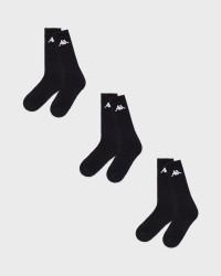 Kappa sokker i 3-pak