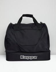 Kappa Sports Holdall - Black