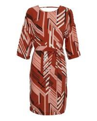 Karen By Simonsen Outspoken dress (CORAL, 40)