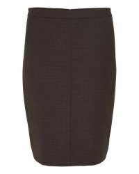 Karen By Simonsen Sydney Pencil Skirt (BRUN, 36)