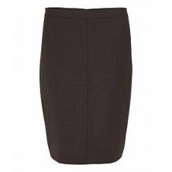Karen By Simonsen Sydney Pencil Skirt (BRUN, 38)
