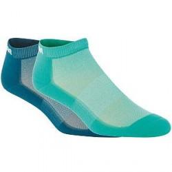 Kari Traa 2-pak Skare Sock - Turquoise - Str 36/38