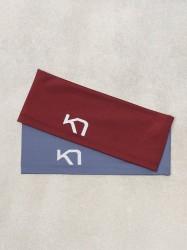 Kari Traa Myrblå Headband 2-Pack Hue & Kasket